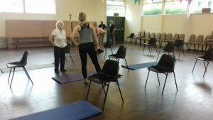 As part of our HOPE IN THE FUTURE initiatives we have started a Yoga group in our Parish Hall every Saturday from 10.30 to 11.30. This is a very gentle class which caters for all ages and abilities. This is open to all from the Church and wider local community. Yoga offers health benefits for everybody and is highly recommended for those of you who want some exercise but do not feel that the gym or fell walking are quite for them. Price £4.00. Dress - loose and comfortable. No equipment required but do bring your own mat if you prefer